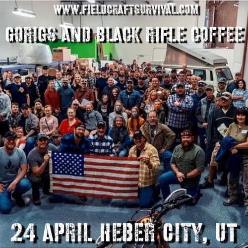 Go Rigs and Black Rifle Coffee: 24 April 2021 (Heber City, UT)