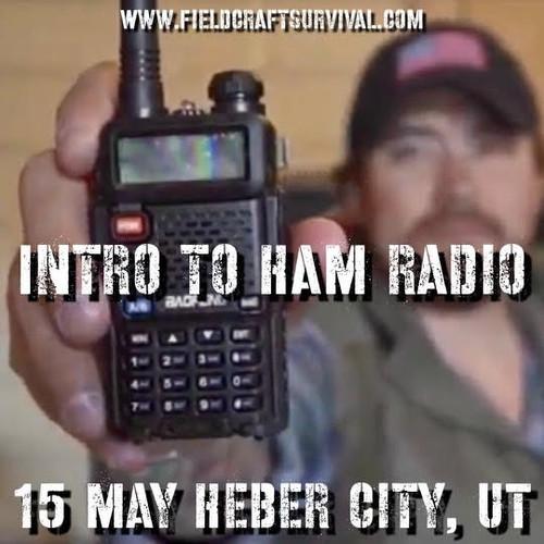 Intro to HAM Radio: 15 May 2021 (Heber City, UT)