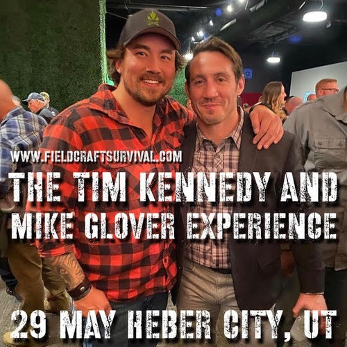 The Tim Kennedy and Mike Glover Experience: 29 May 2021 (Heber City, UT)