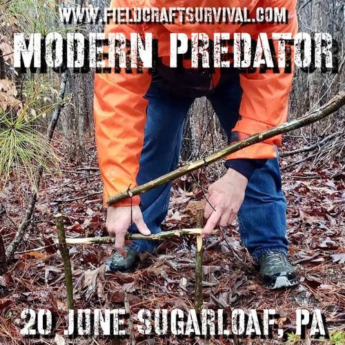 Modern Predator: 20 June 2021 (Sugarloaf, PA)