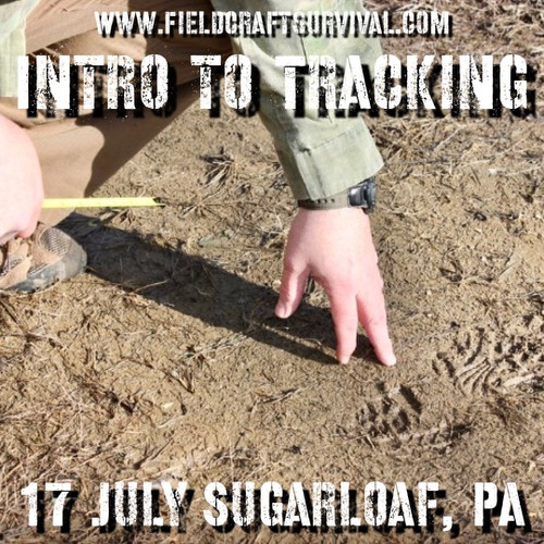 Intro to Tracking: 17 July 2021 (Sugarloaf, PA)