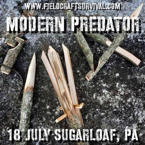 Modern Predator: 18 July 2021 (Sugarloaf, PA)
