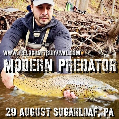 Modern Predator: 29 August 2021 (Sugarloaf, PA)