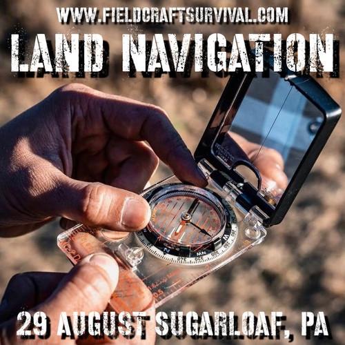 Land Navigation: 29 August 2021 (Sugarloaf, PA)