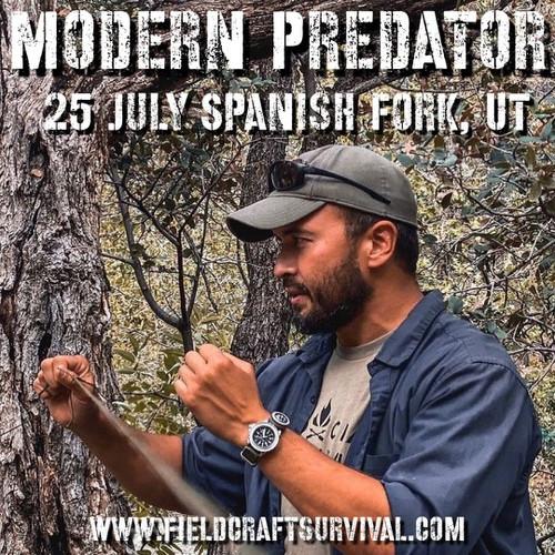 Modern Predator: 25 July 2021 (Spanish Fork, UT)