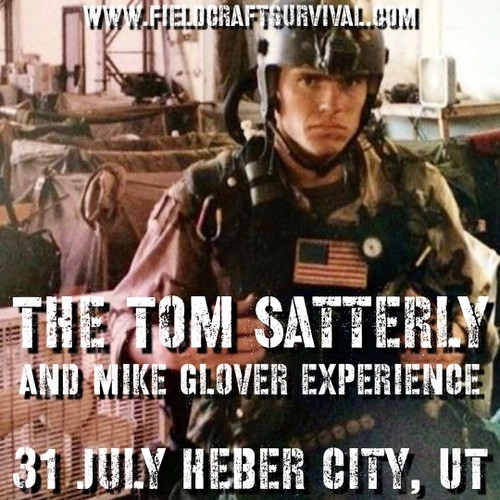 The Tom Satterly and Mike Glover Experience: 31 July 2021 (Heber City, UT (HQ))