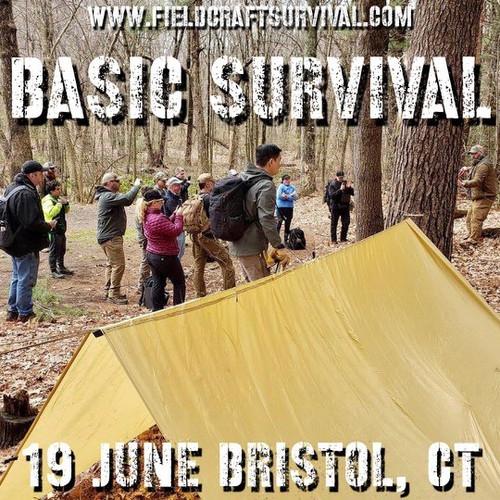 Basic Survival : 19 June 2021 (Bristol, CT)