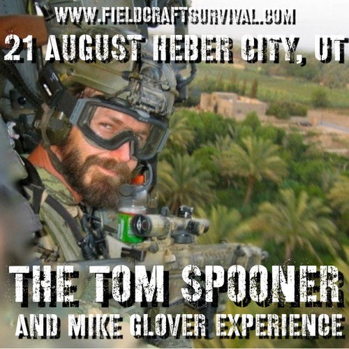 The Tom Spooner and Mike Glover Experience: 21 August 2021 (Heber City, UT (HQ))