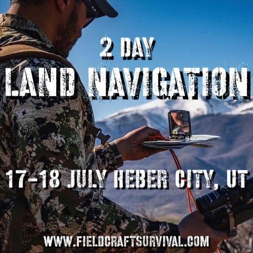 2 Day Land Navigation: 17-18 July 2021 (Heber City, UT (Lab))