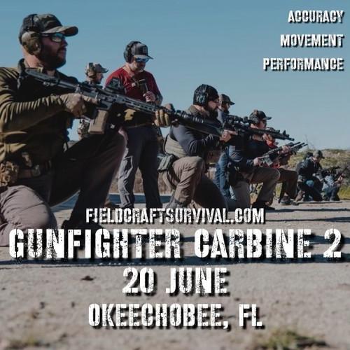 Gun Fighter Carbine Level 2: 20 June 2021 (Okeechobee, FL)