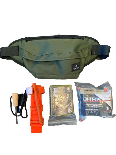 Fieldcraft Survival Loaded Pack