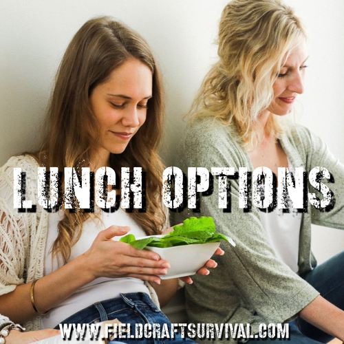 Womens Practical Application to Defense/Concealed Carry: LUNCH Options