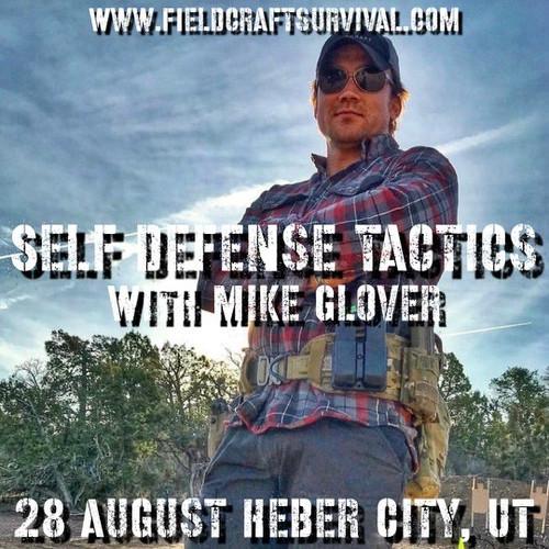 Self Defense Tactics: 28 August 2021 (Heber City, UT (HQ))