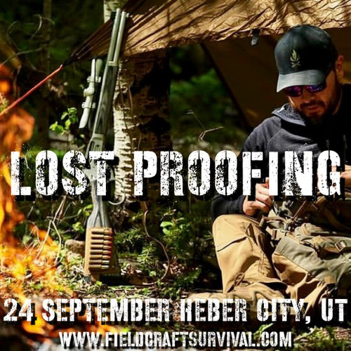 Lost Proofing: 24 September 2021 (Heber City, UT (HQ))