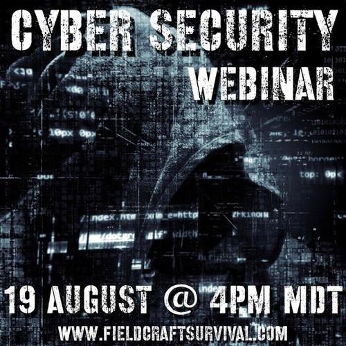 Cyber Security Webinar: 19 August 2021 (Webinar)