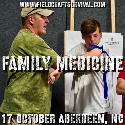 Family Medicine: 17 October 2021 (Aberdeen, NC)