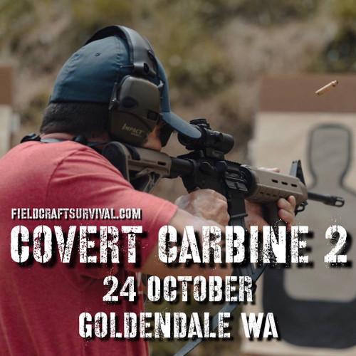 Covert Carbine Level 2: 24 October 2021 (Goldendale, WA)