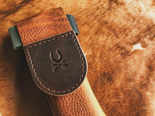 Leather Tourniquet Holder