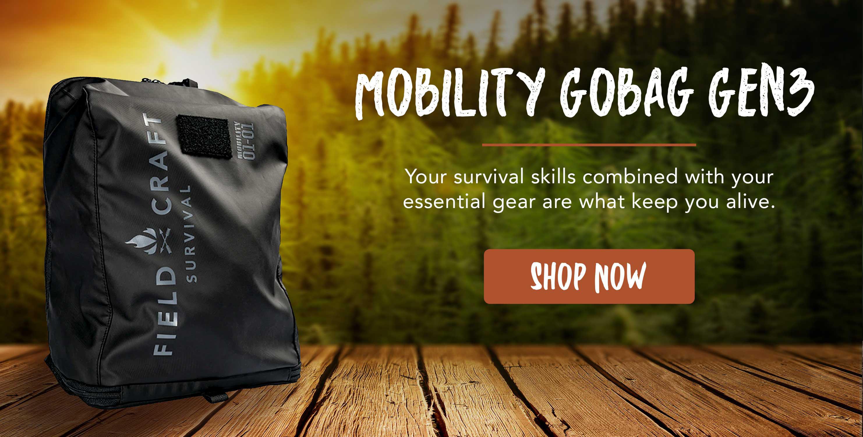 Mobility GoBag Gen3