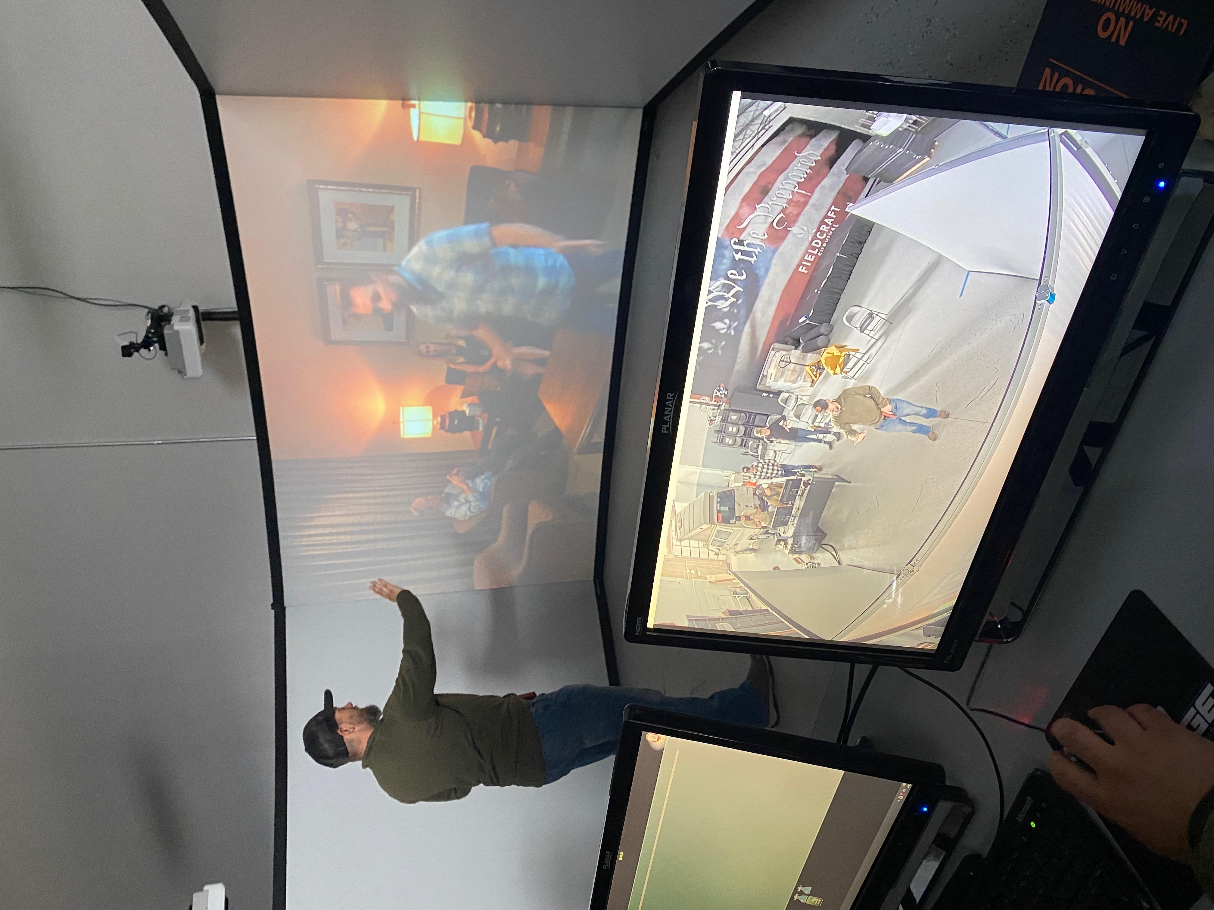 Fieldcraft Survival Virtual Training