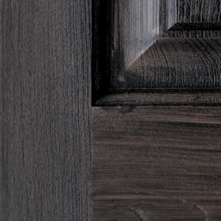 Onyx Distressed Fiberglass Finish Sample