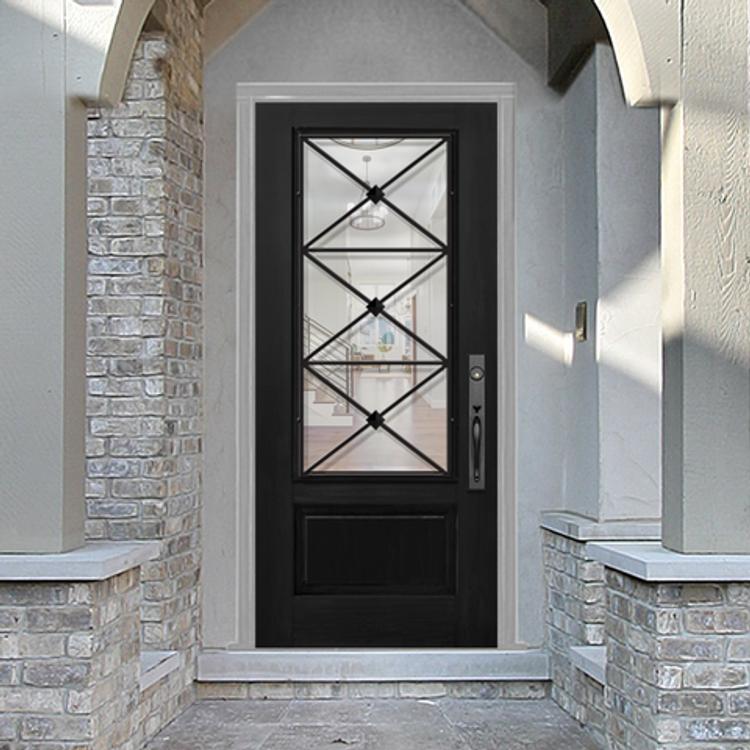 Republic Fiberglass Door