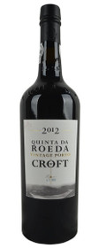 Croft 2012 Quinta da Roeda Port 750ml