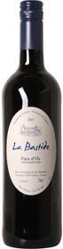 La Bastide 2015 Pays d'Oc Rouge 750ml