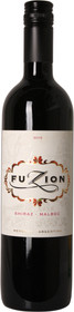 Fuzion 2019 Shiraz Malbec 750ml