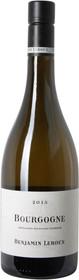 Benjamin Leroux 2018 Bourgogne Blanc 750ml