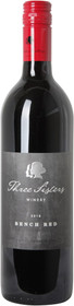 Three Sisters 2018 Bench Red 750ml