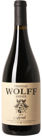 Chateau Wolff Estate 2015 Syrah 750ml
