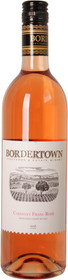 Bordertown 2018 Cabernet Franc Rose 750ml