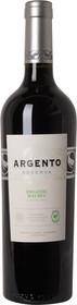 Argento 2015 Organic Reserve Malbec 750ml
