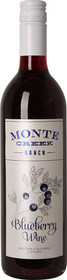 Monte Creek Ranch Winery Blueberry Wine 750ml