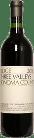 Ridge 2016 Sonoma 3 Valley Zinfandel 750ml