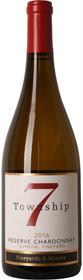 Township 7 Reserve 2016 Chardonnay 750ml