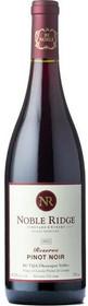 Noble Ridge 2015 Reserve Pinot Noir 750ml