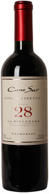 Cono Sur 2017 Single Vineyard Carmenere 750ml