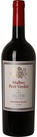 Fortune Cellar 2016 One Faith Malbec Petite Verdot 750ml