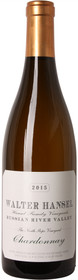 "Walter Hansel 2015 Chardonnay ""North Slope"" 750ml"