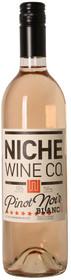 Niche Wine Company 2017 Pinot Noir Blanc 750ml