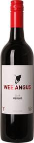 Wee Angus 2017 Merlot 750ml