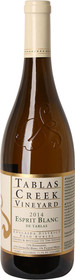 "Tablas Creek 2014 ""Esprit de Tablas"" Blanc 750ml"