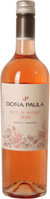 Dona Paula Los Cardos Rose of Malbec 750ml