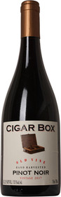 Cigar Box 2017 Old Vine Pinot Noir 750ml