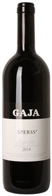 Gaja 2014 Sperss Barolo 750ml