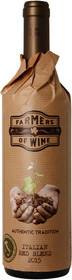 Farmers of Wine 2015 Red Blend 750ml