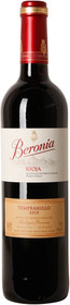 Beronia 2015 Tempranillo 750ml