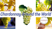 Savvy Series: Chardonnay - April 10th